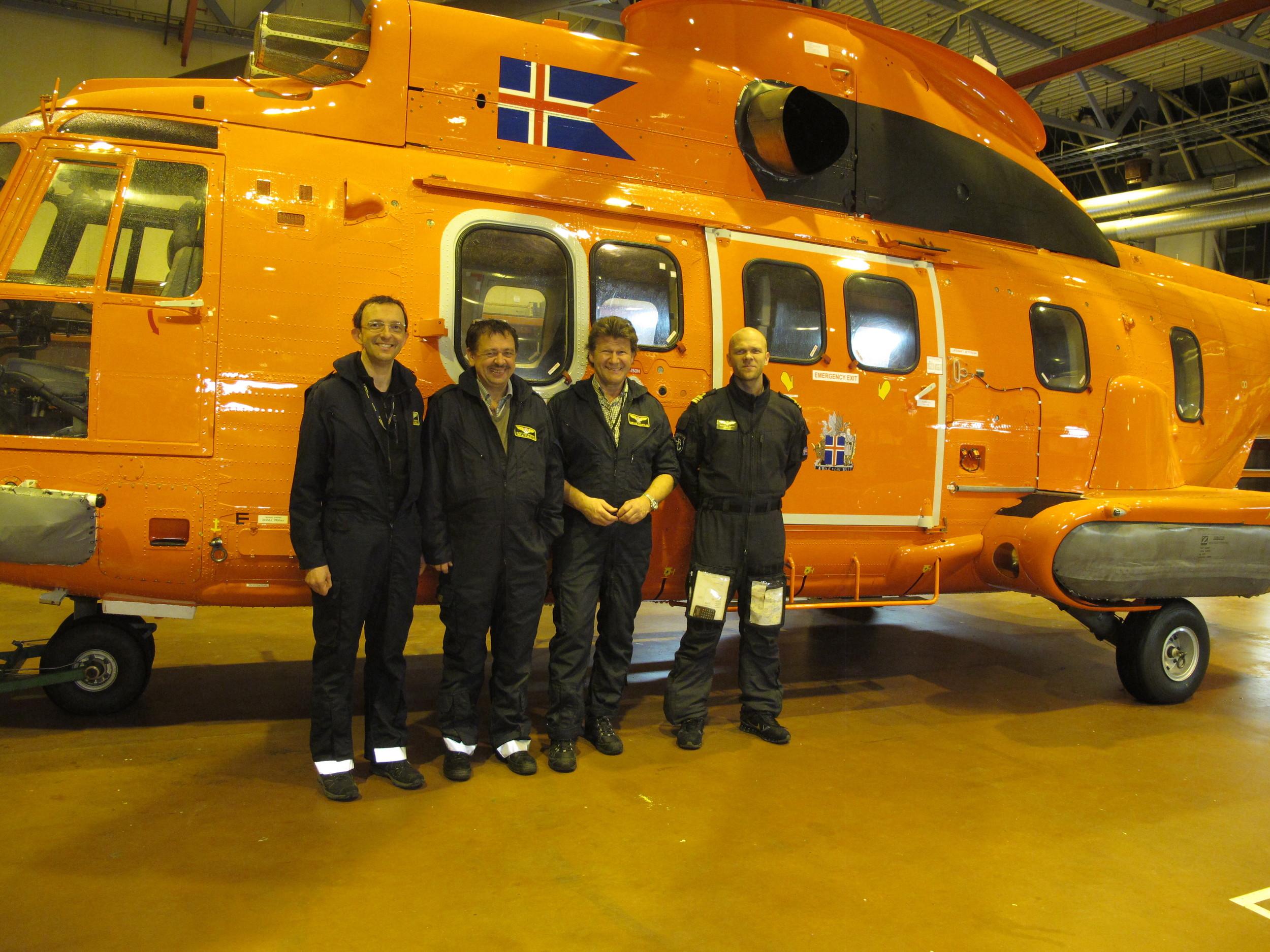 Icelandic Coast Guard, Iceland
