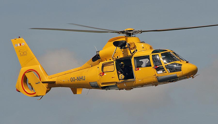 Noordzee Helikopters Vlaanderen, Belgium