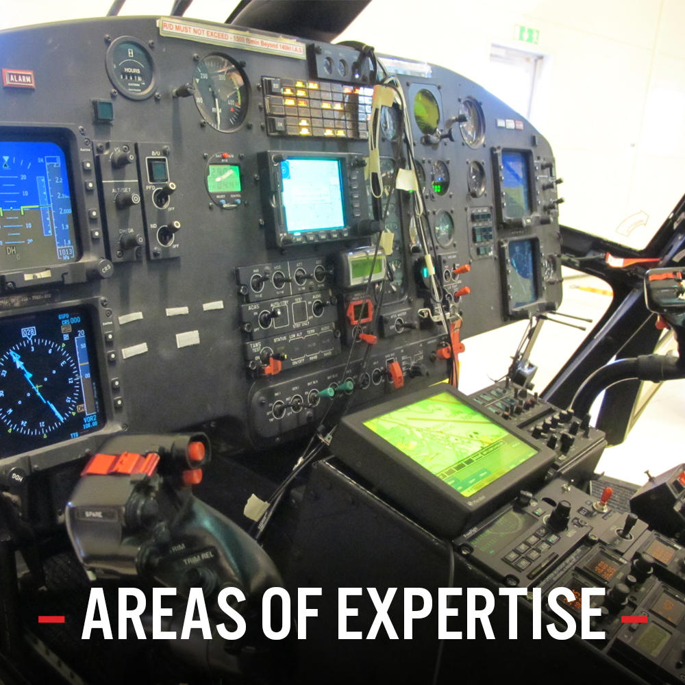 NVIS/NVG    EMS    SURVEY AND MISSION EQUIPMENT    SATCOM & TRACKING