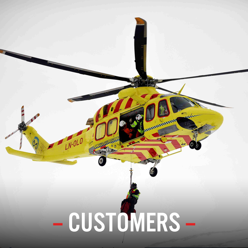 Helicopter Anti-collision Position Lights AS350 — Design by