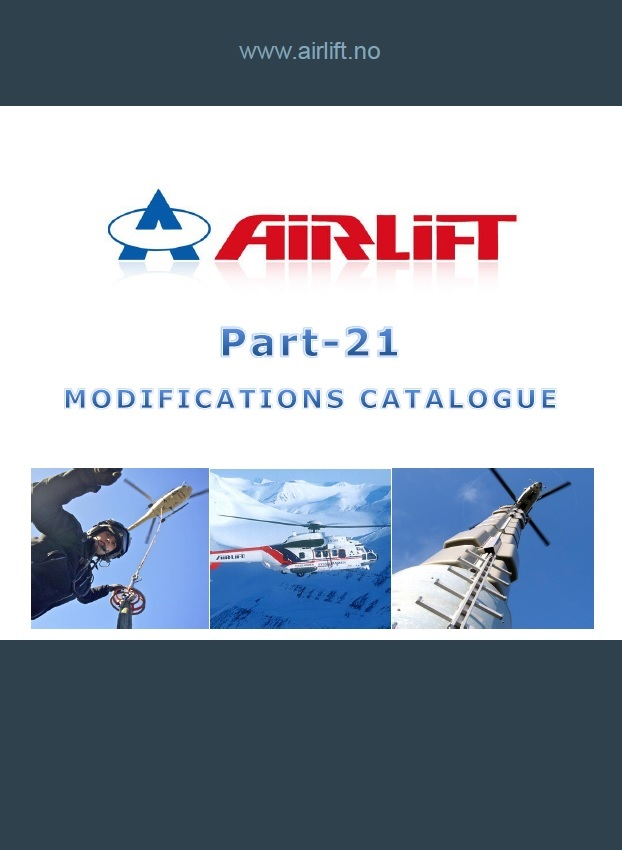 Airlift DOA Modifications Catalogue