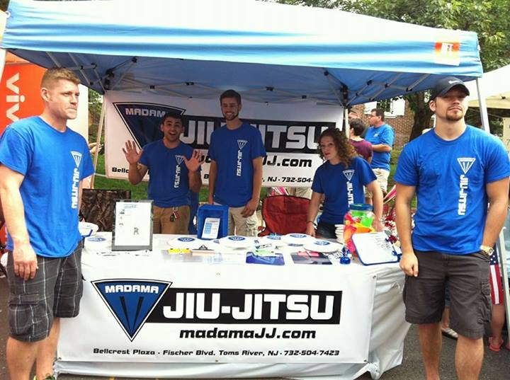 The MBJJ Crew Working It Late Into the Day