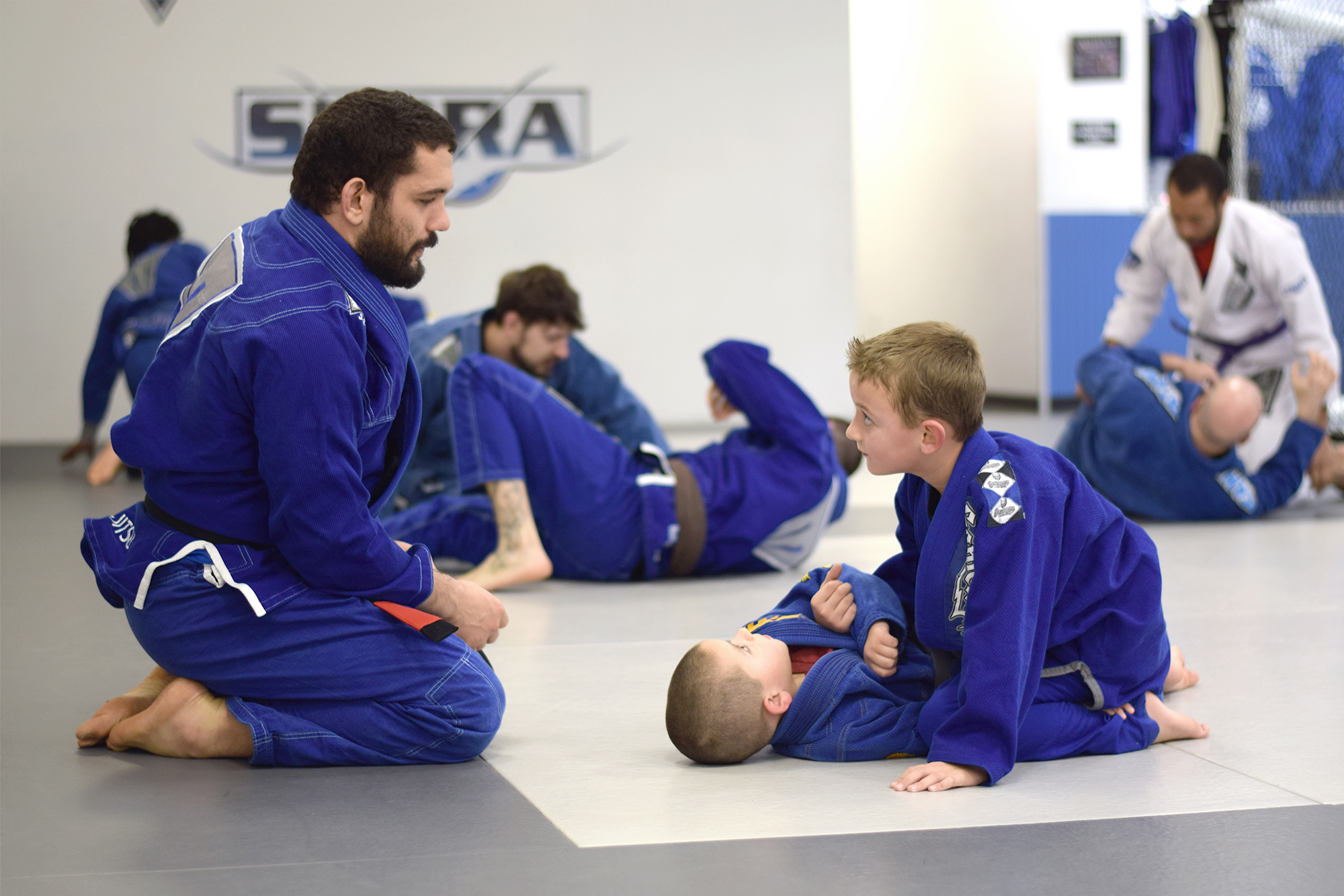 Kids Ages 4-12   Junior     Jiu-Jitsu    FREE TRIAL CLASS