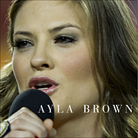 Ayla Brown – God Bless America  Militia Hill, 2013