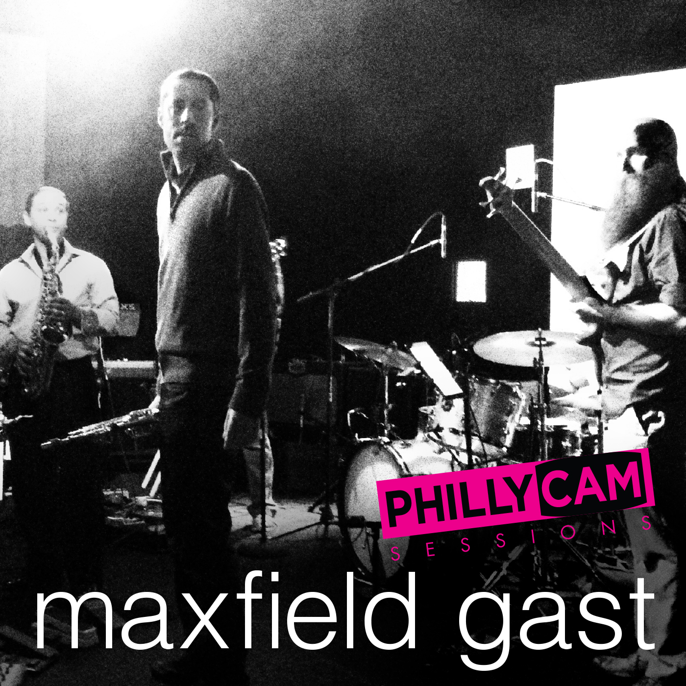 Maxfield Gast PhillyCAM Sessions Cover
