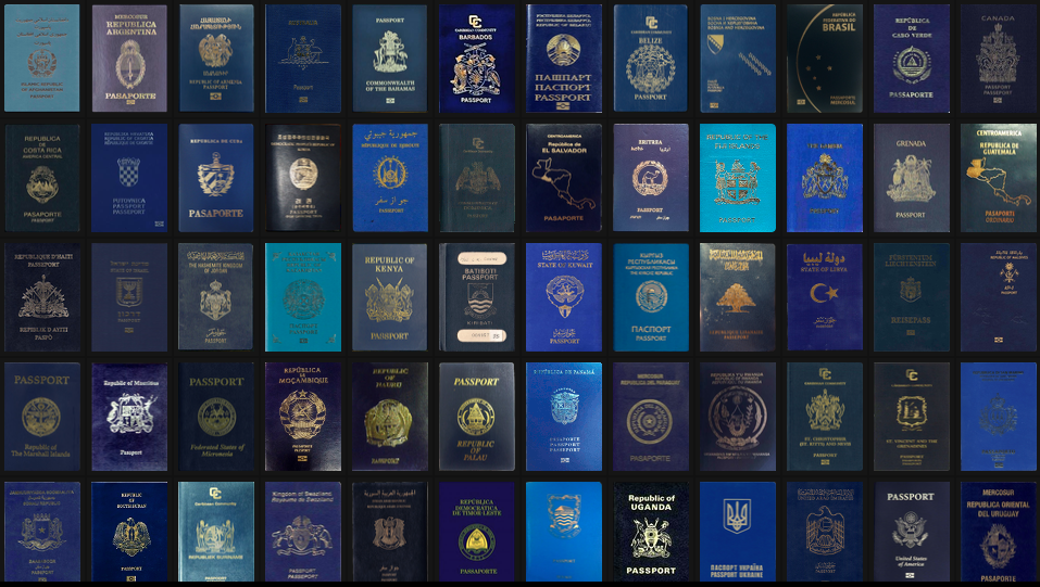 via  Passport Index