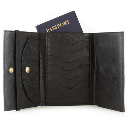 Il Bisonte Leather Wallet