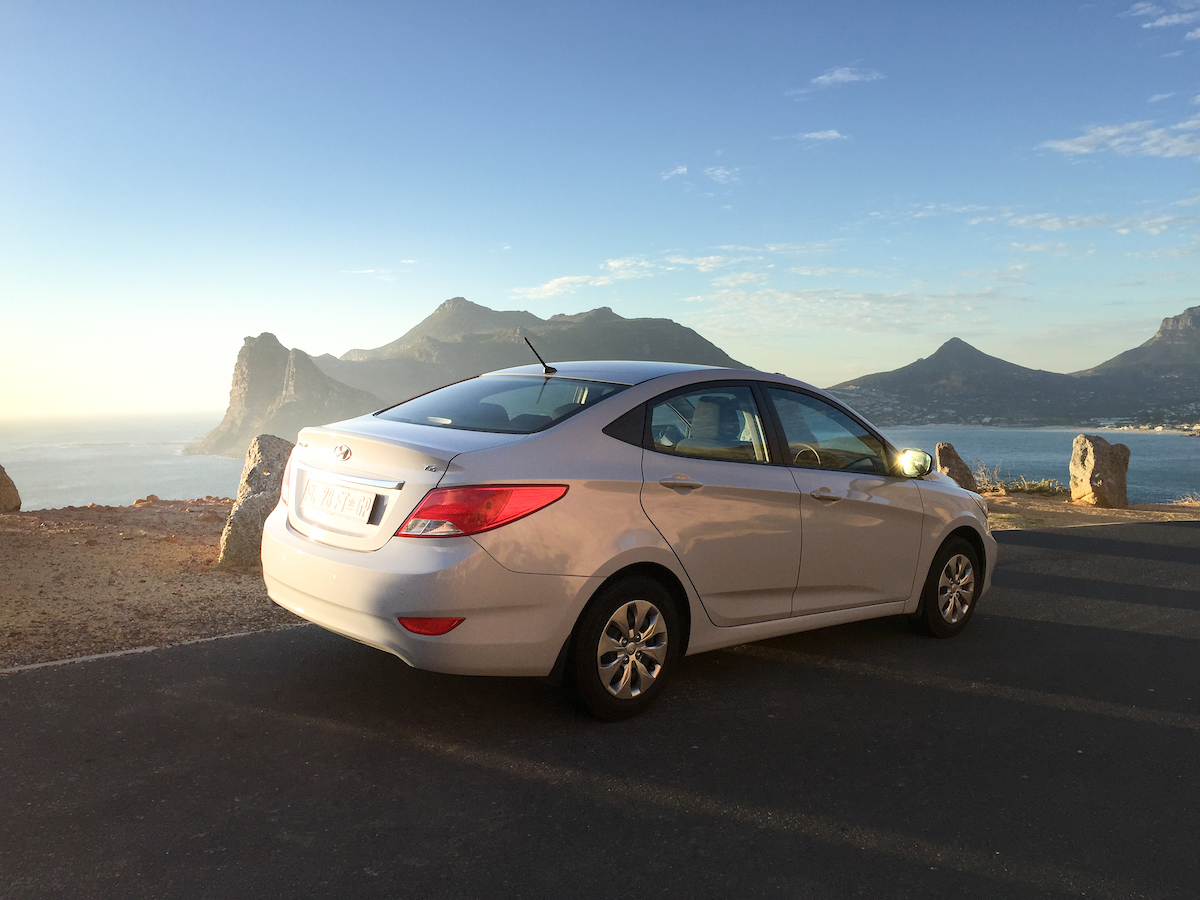 Why You Should Rent A Car In Cape Town