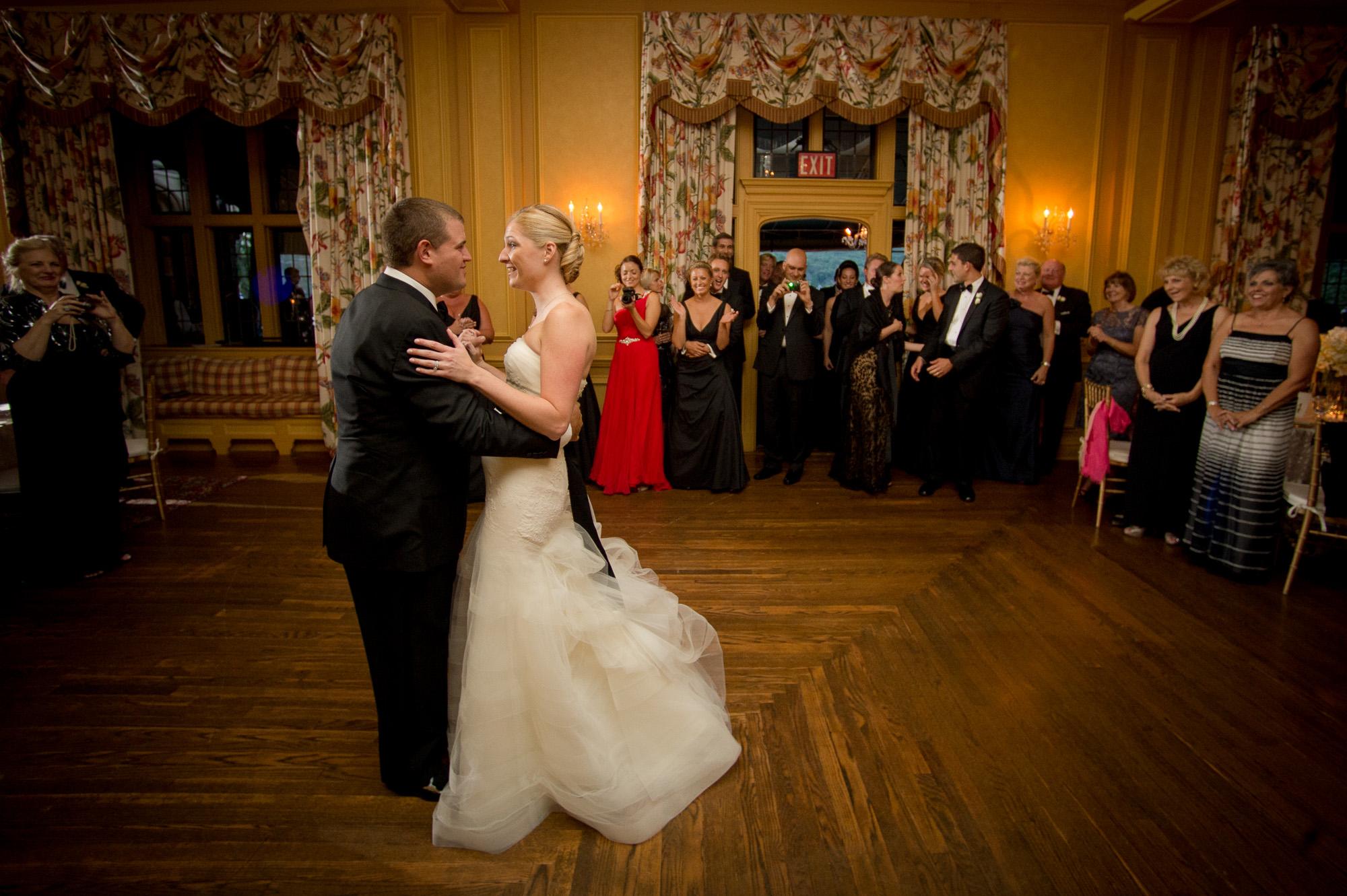 Tuxedo Club Wedding