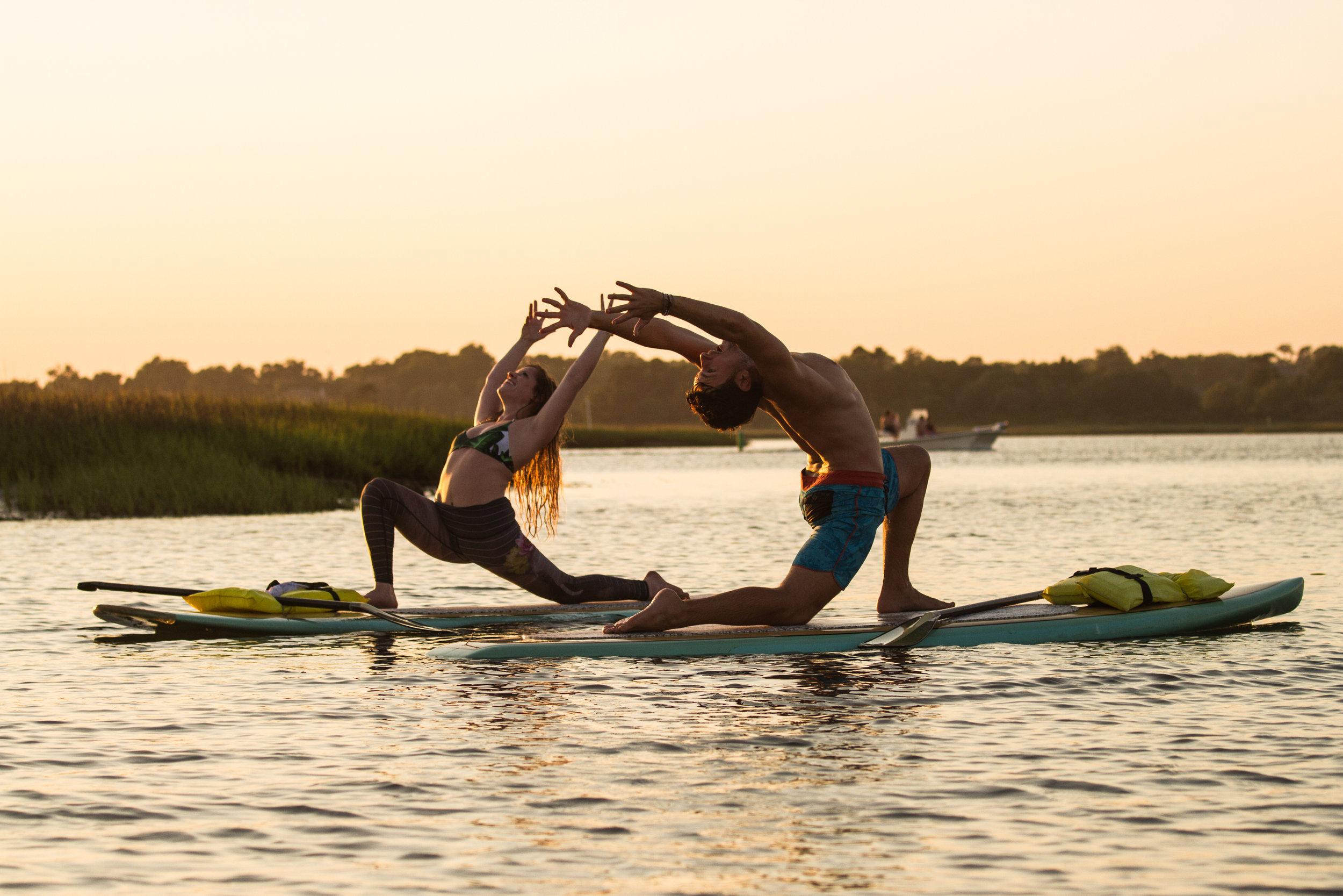 Yoga Sup Golden Hour Trey Casey (15 of 26).jpg