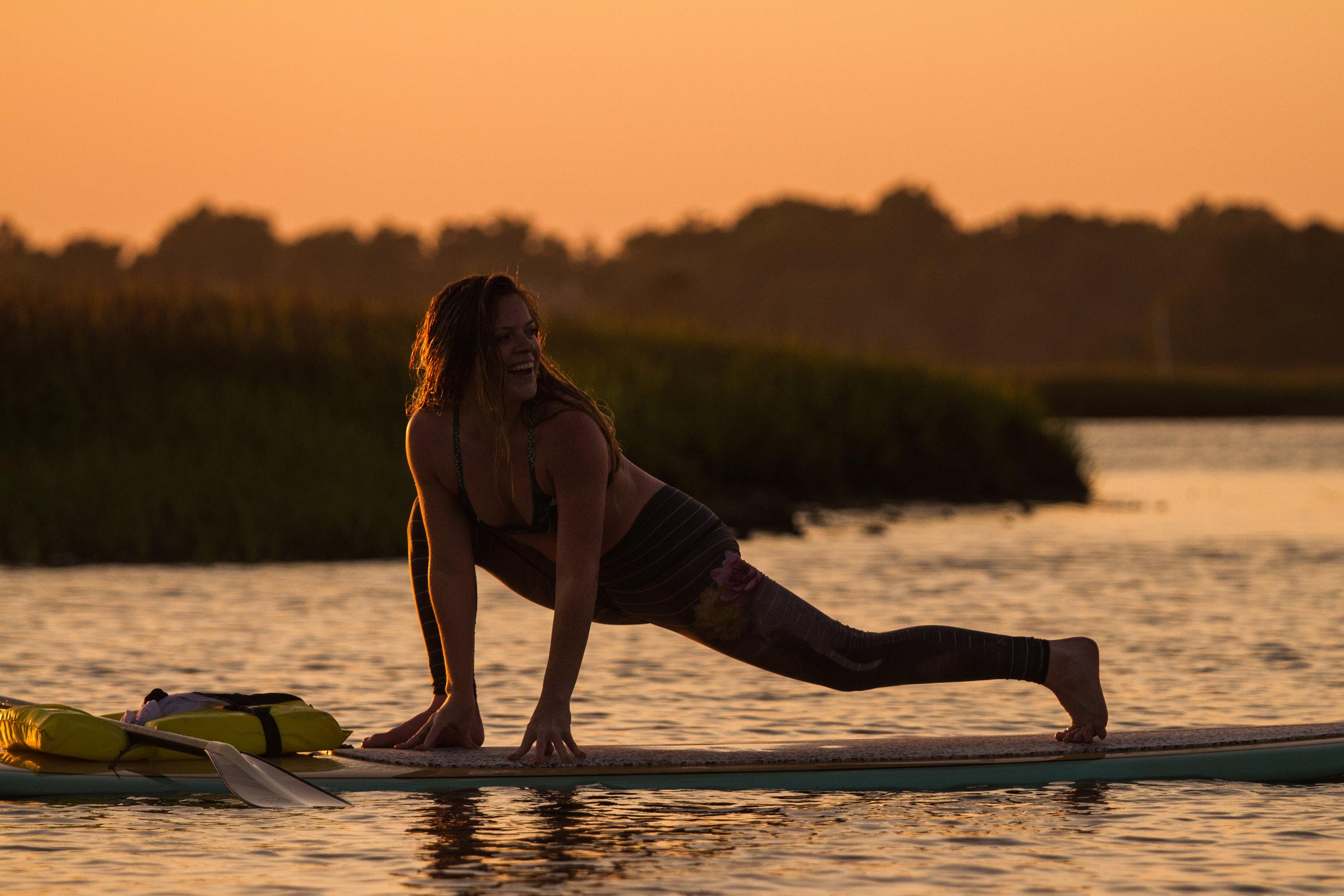 Yoga Sup Golden Hour Trey Casey (16 of 26).jpg