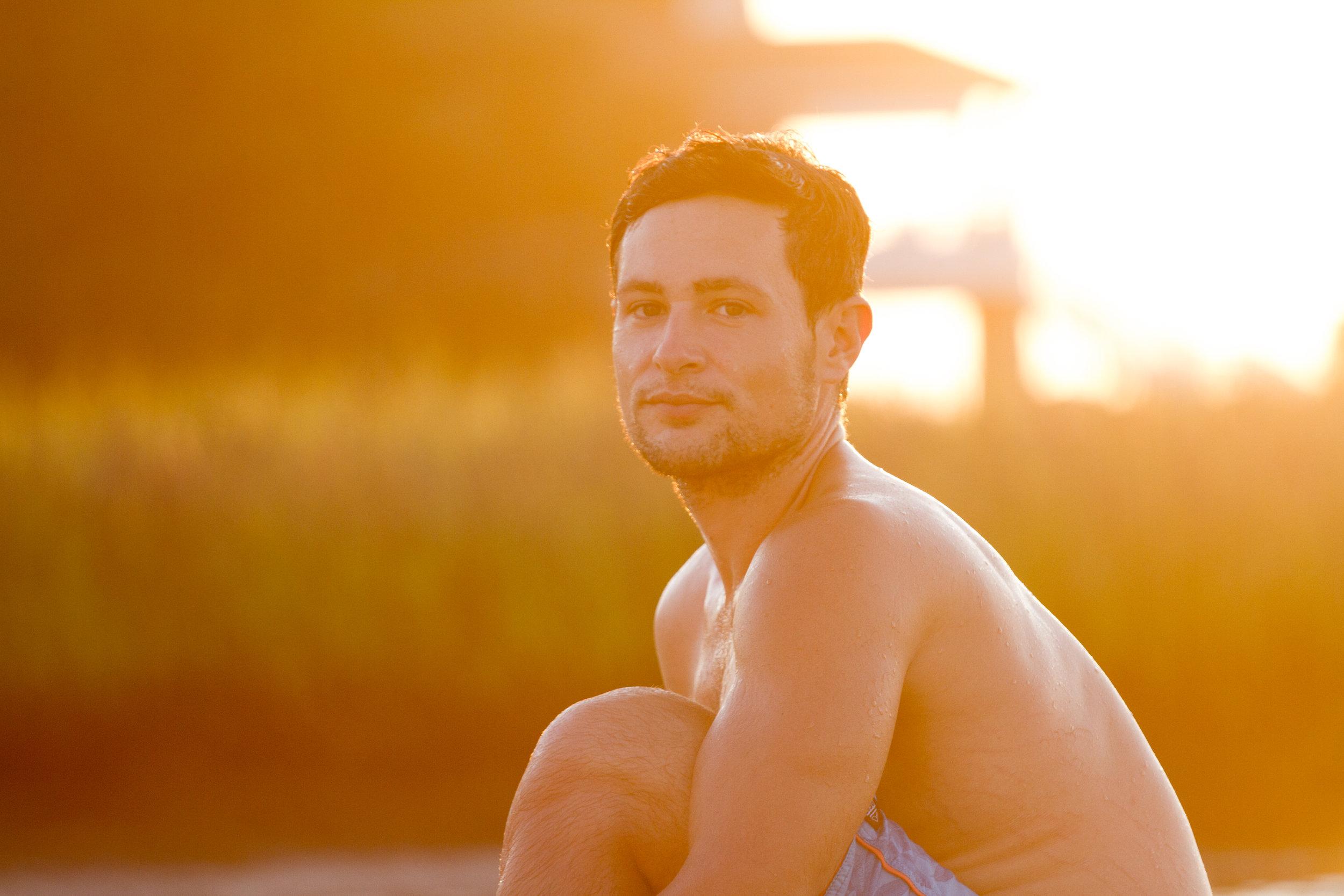 Yoga Sup Golden Hour Trey Casey (20 of 26).jpg