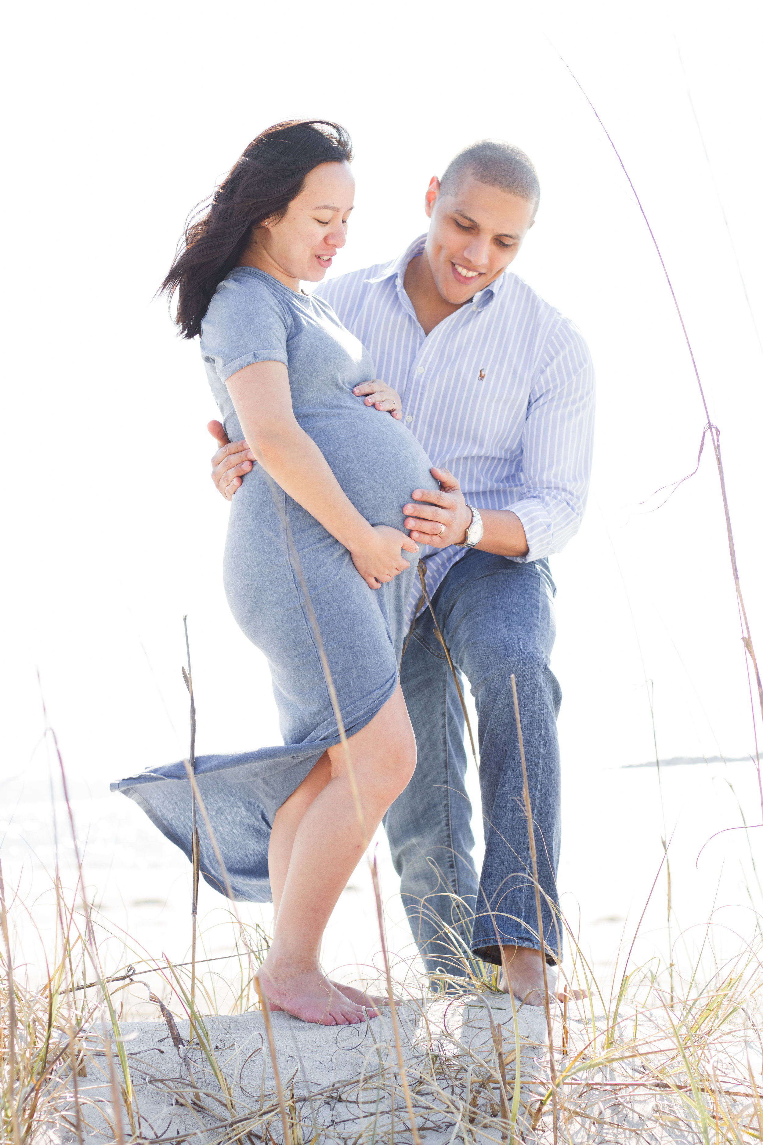 Maternity Photography in Wrightsville Beach
