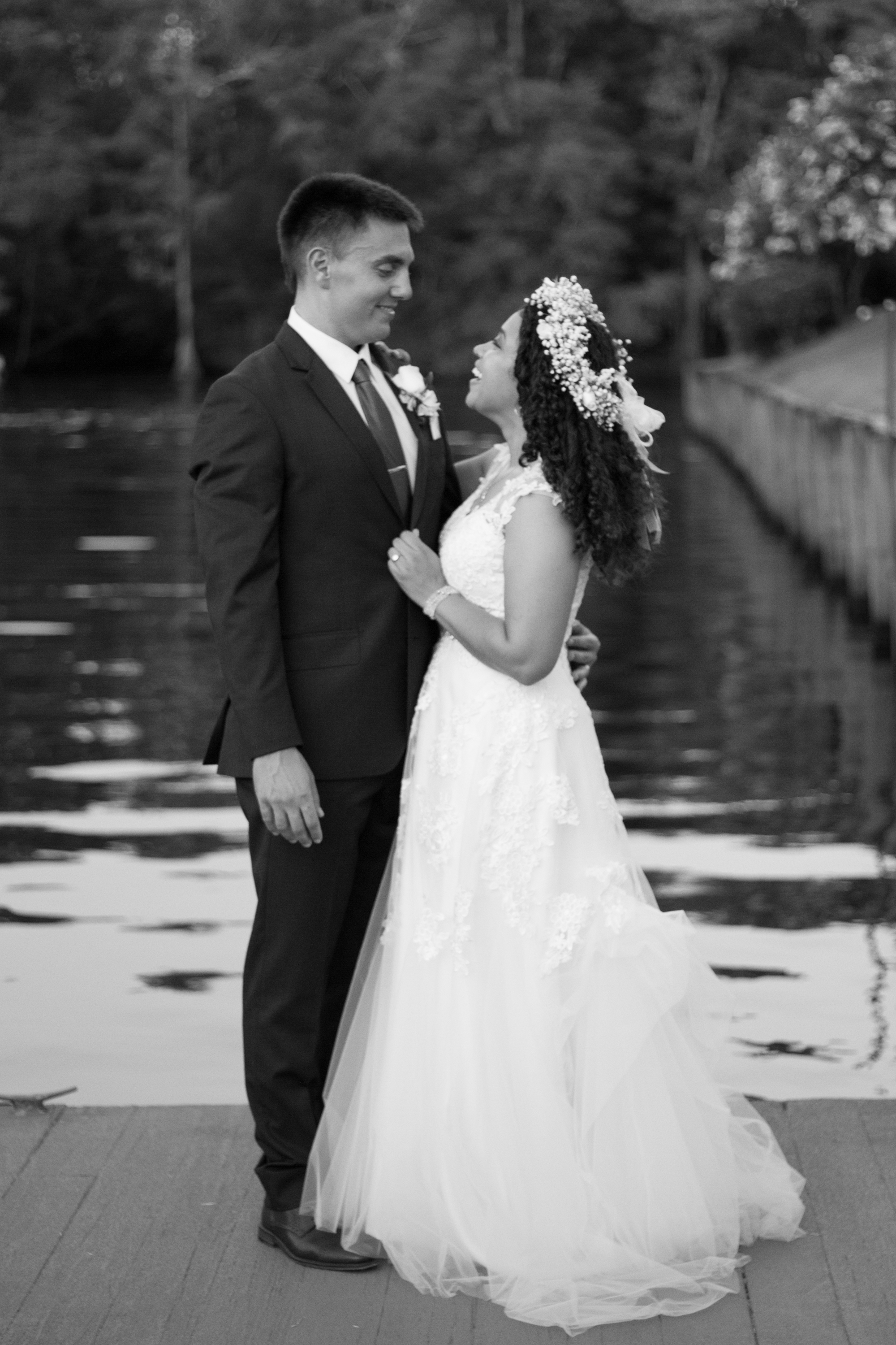 Cathy and Chris Wedding Photos - Black and White - by Brittany Castillo Meadow Portraits (12 of 21).jpg