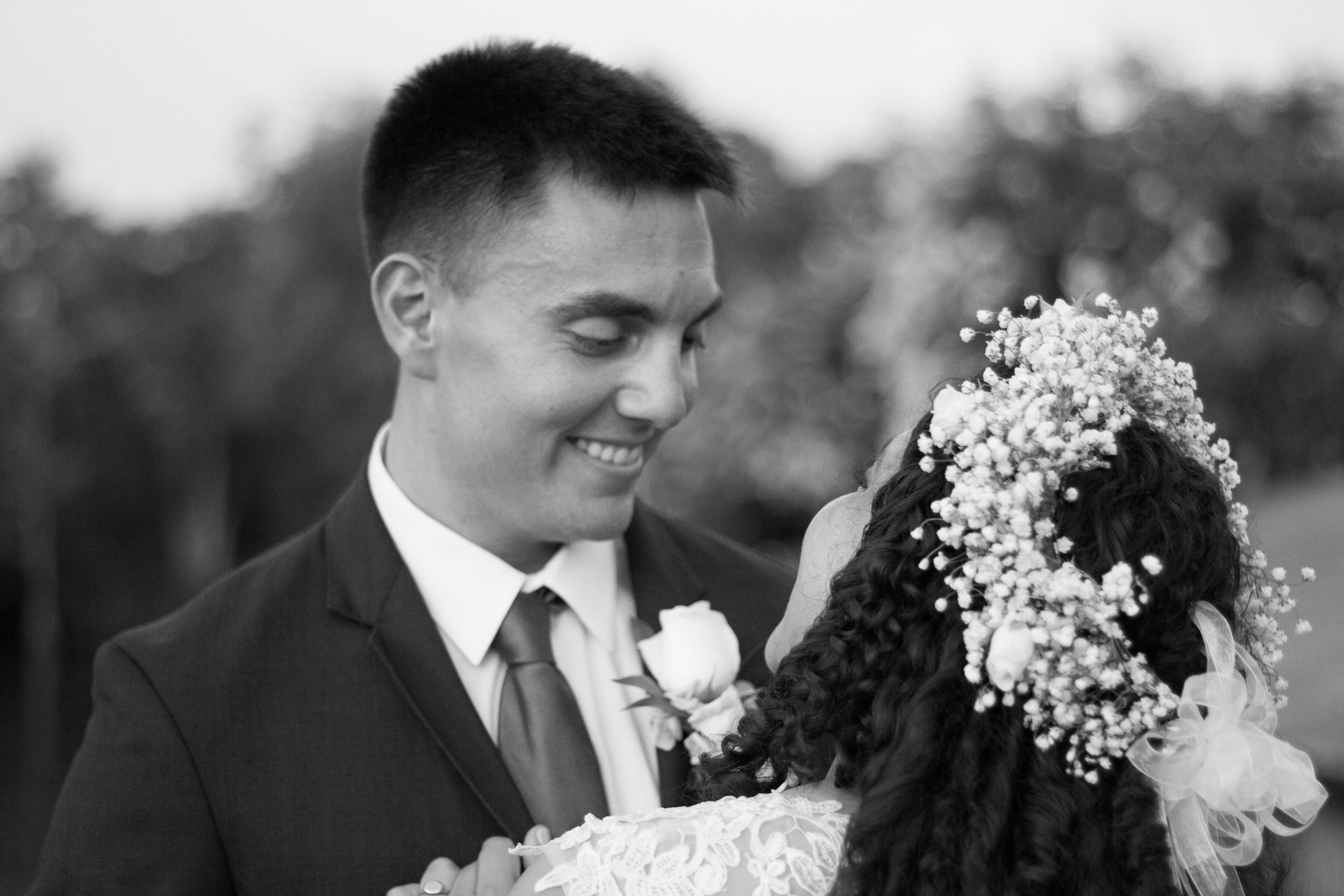 Cathy and Chris Wedding Photos - Black and White - by Brittany Castillo Meadow Portraits (16 of 21).jpg