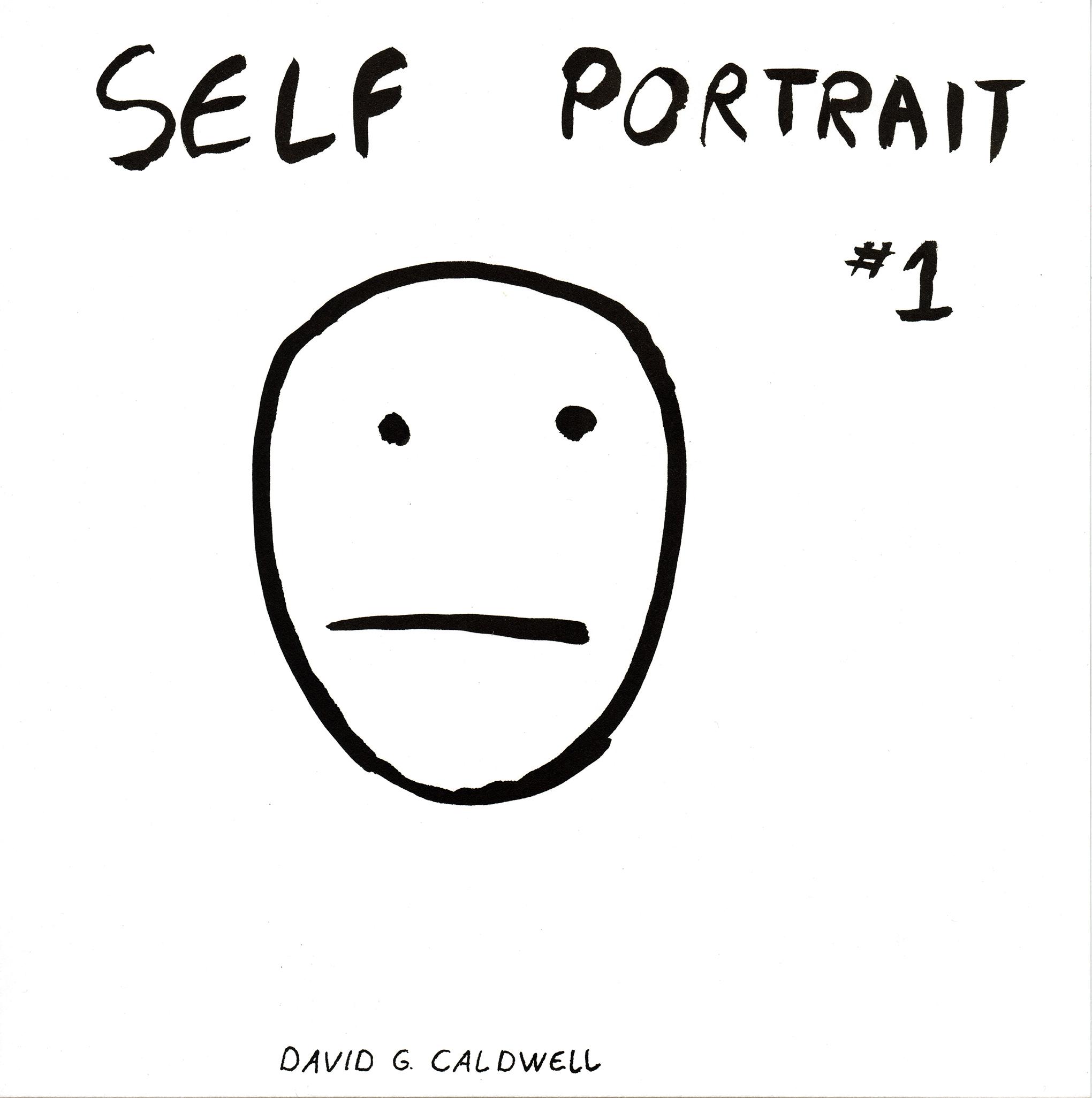 Self Portrait #1 Cover