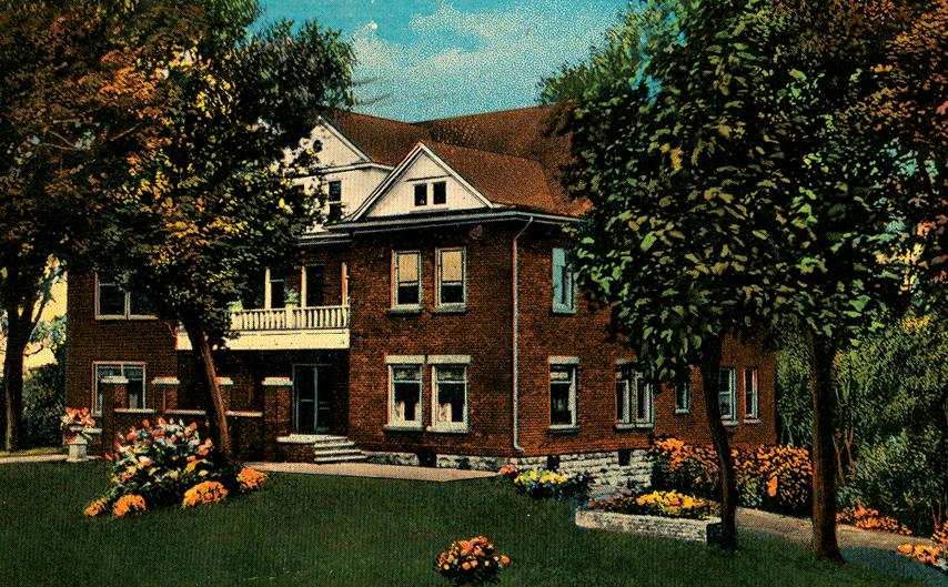 Edgewood image from an undated postcard.