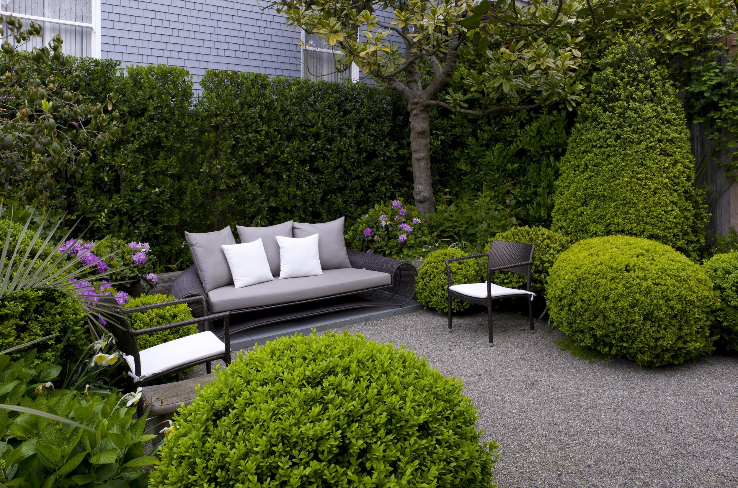 Presidio Heights Secret Garden