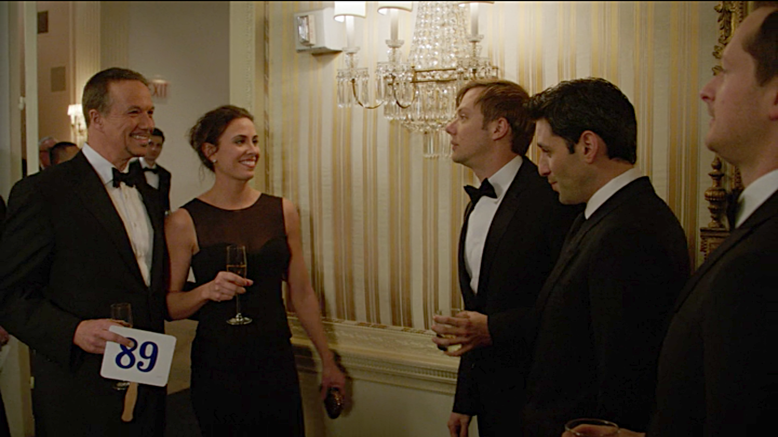 Person of Interest with Jimmi Simpson, Charlie Semine, Chandler Williams, and Paul Schoeffler