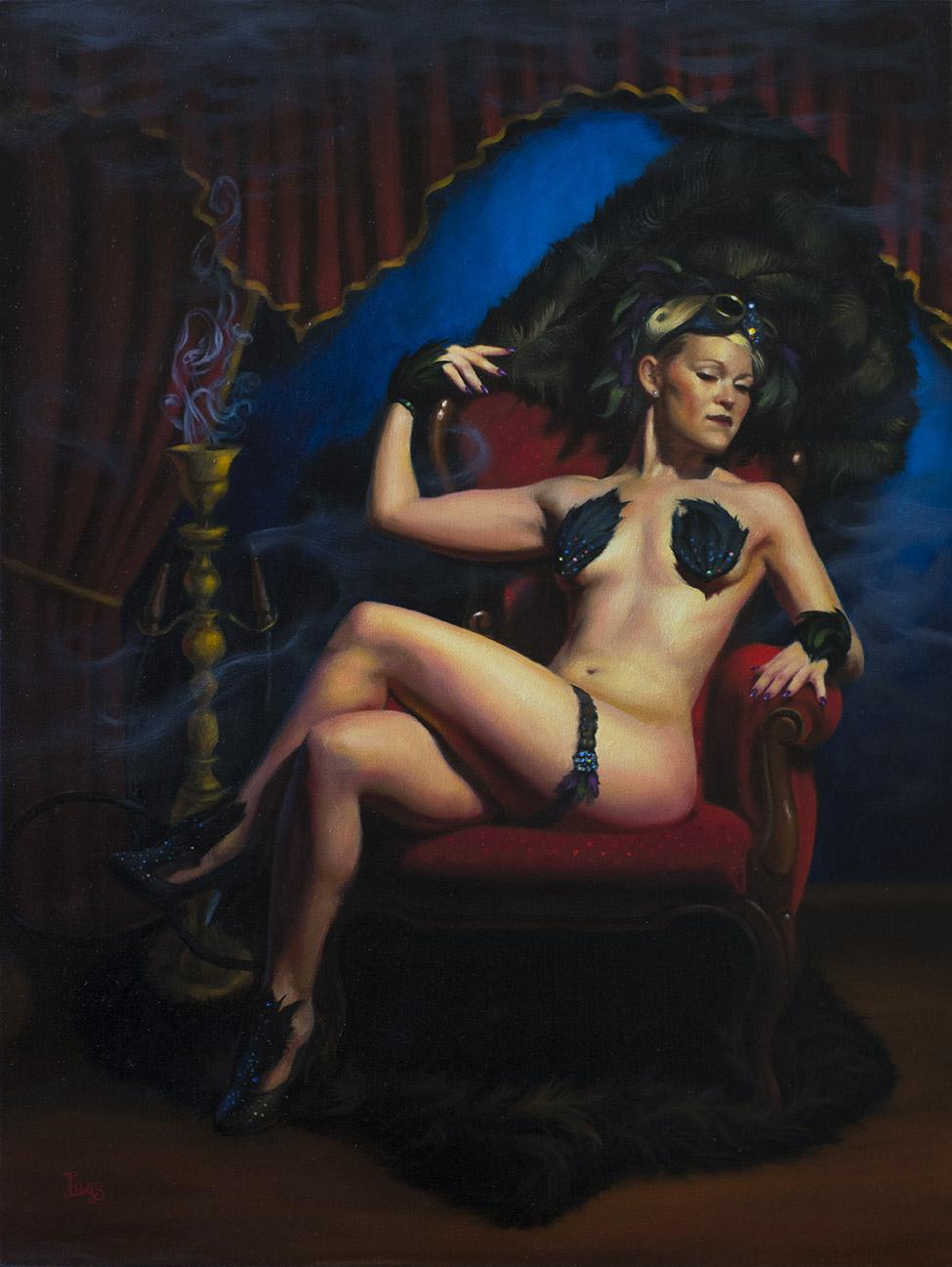 The Starling (Dangrrr Doll)