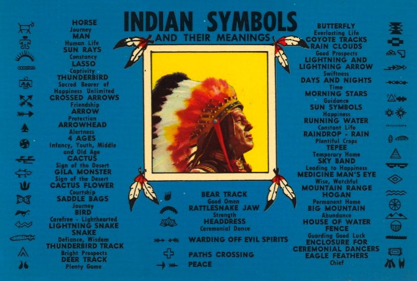 SYMBOL MEANINGS- EAGLE ROCK TRADING POST-Native American Jewelry