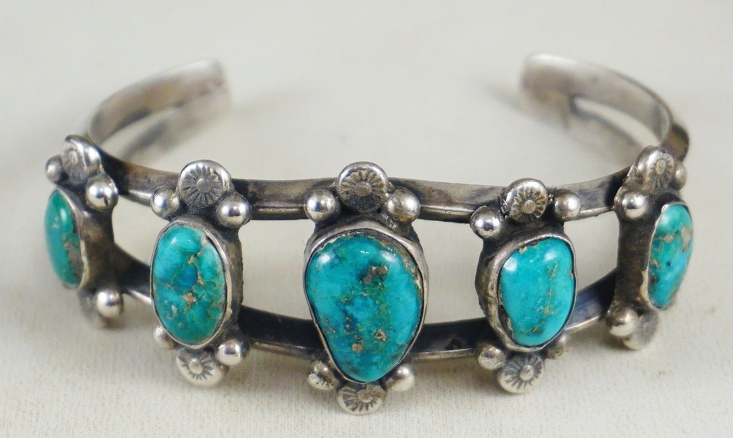 Men S And Women Native American Turquoise Bracelets Eagle