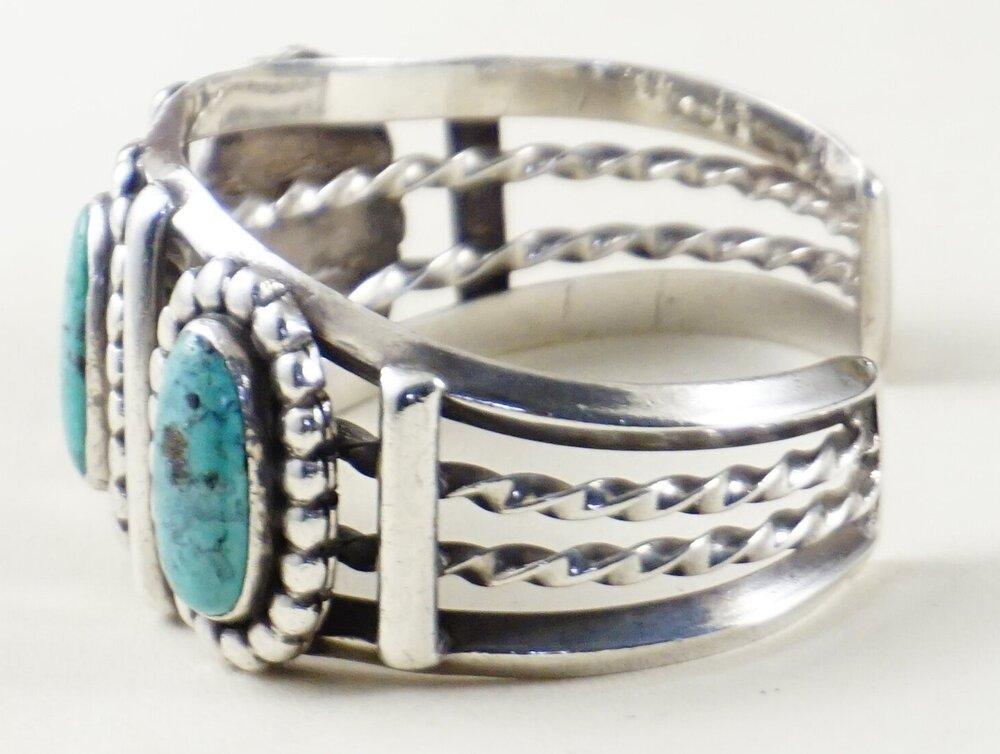 Silver Floral Cuff Bracelet Sterling Silver Twisted Cuff Bracelet Solid Sterling Silver Cuff Bracelet Multi Wire Cuff Bracelet