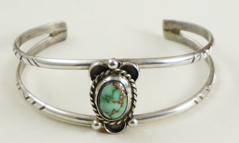 Sterling Silver Bracelet Vintage