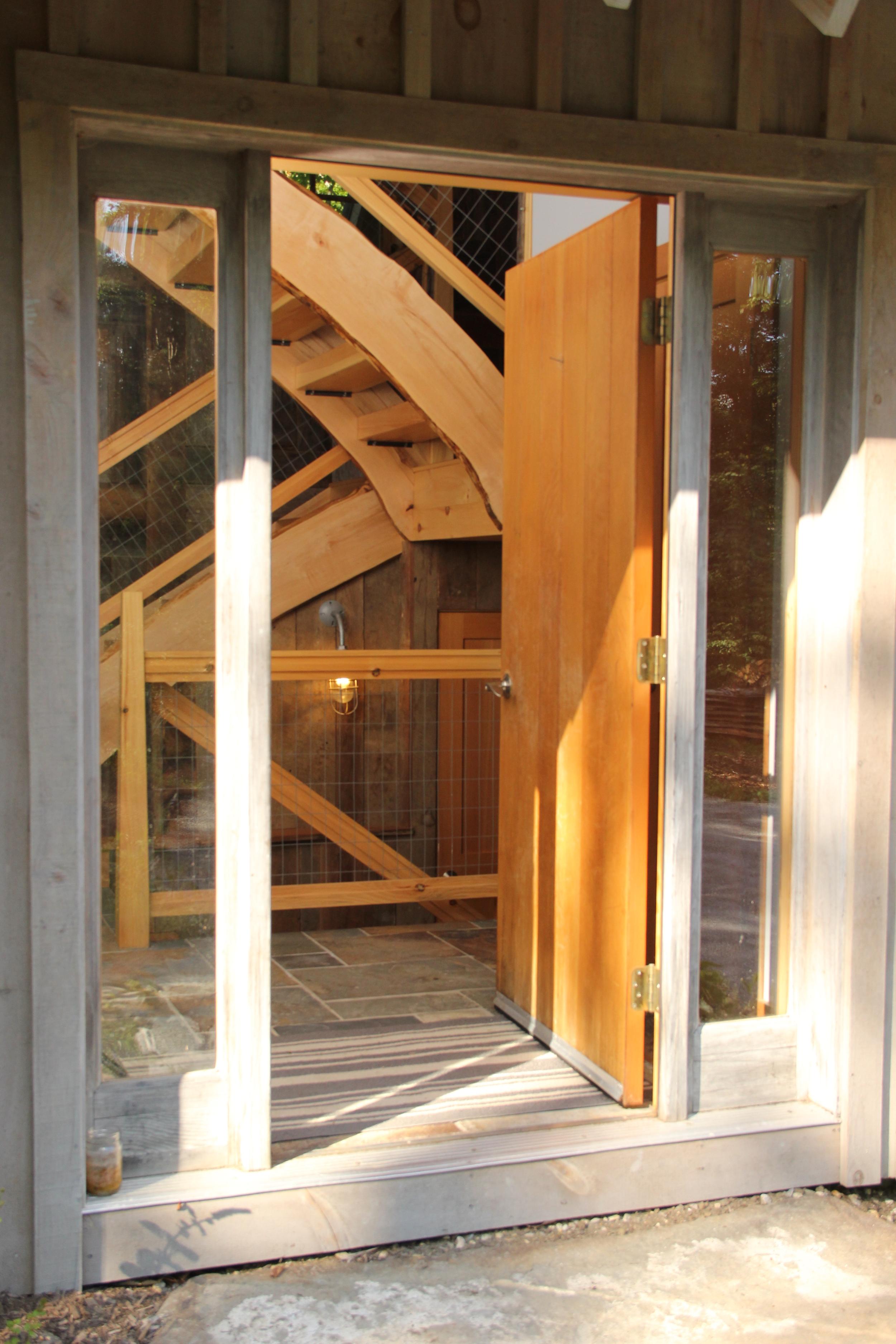 Custom timber stairs 2
