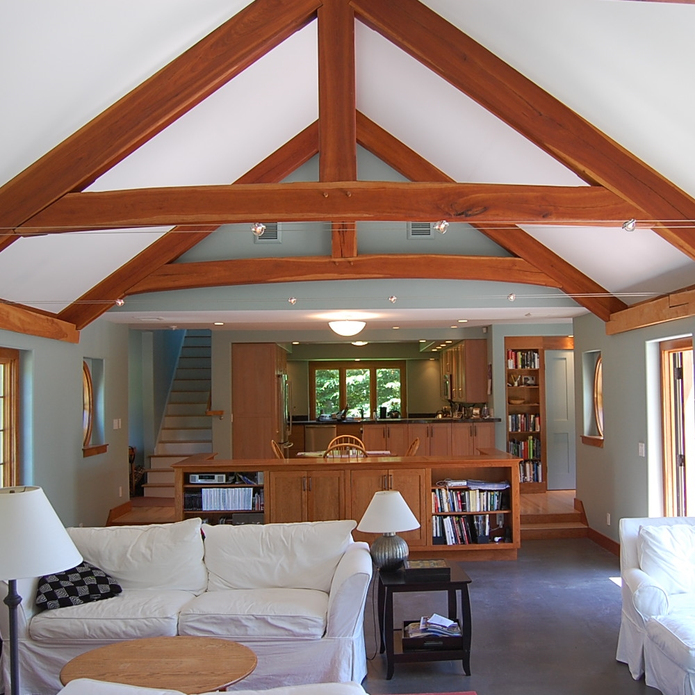 Timber Frame Additions
