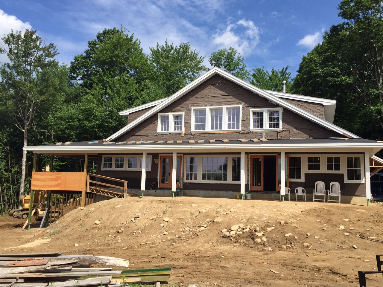 Berkshire custom home