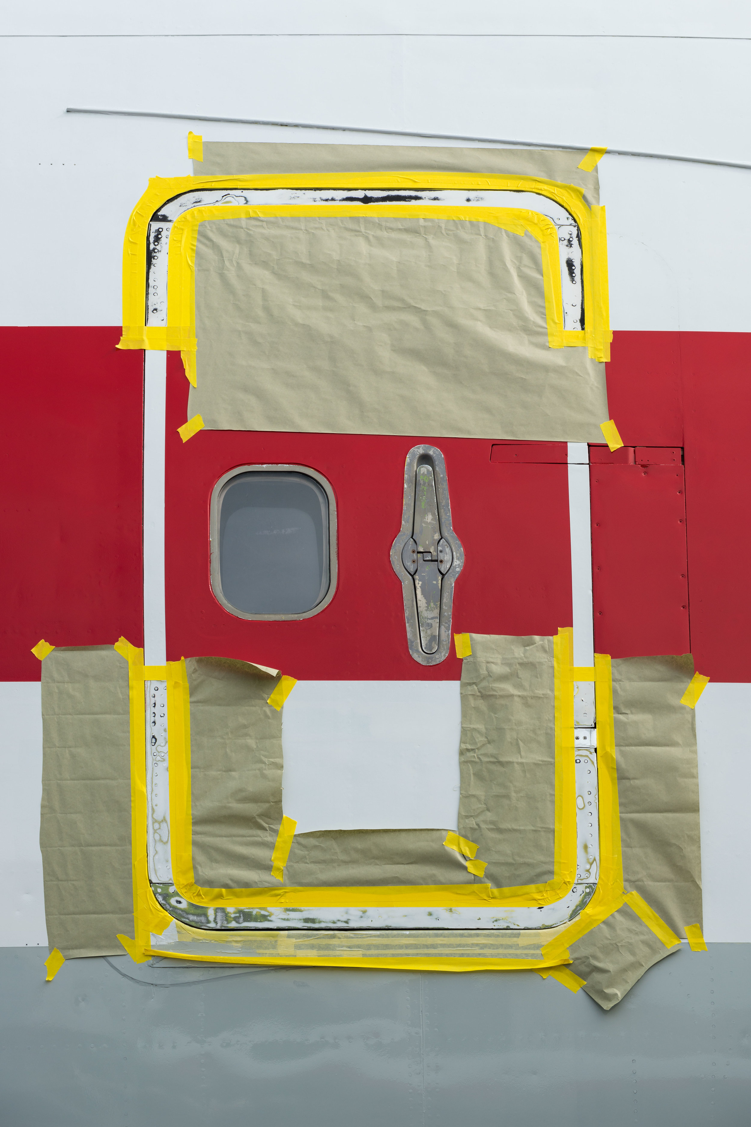 RA001 - the first Jumbo Jet