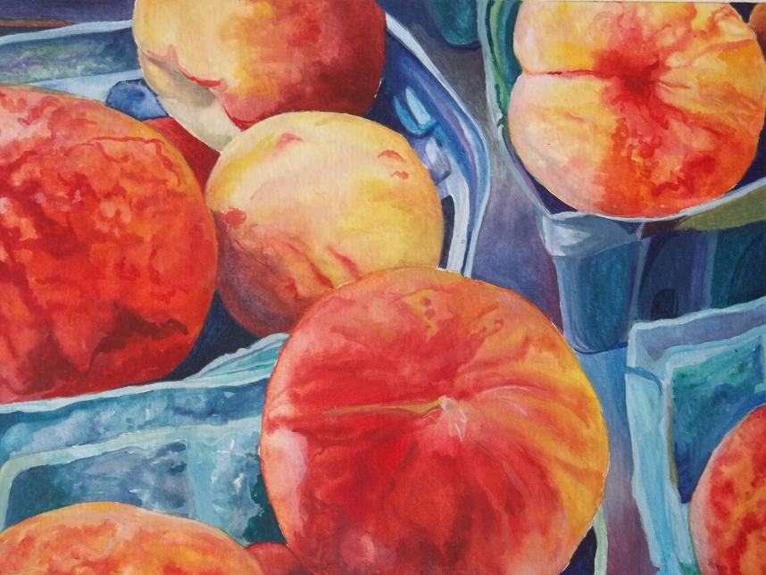 Linda Peterson - Water Color