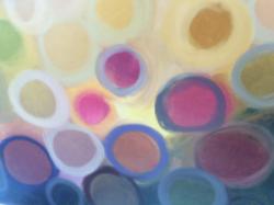 "David E. Gordon - Painting -""City Pop"""