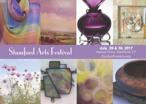Visit this amazing Art Festival overlooking the Harbor Point Boardwalk in Stamford, CT. The artists exhibiting are national award winners and the venue is stunning.  Free admission and parking nearby.