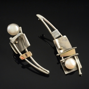 Sue Brown Gordon - Cocktail Earrings