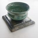 James Brunelle - Raku Pottery
