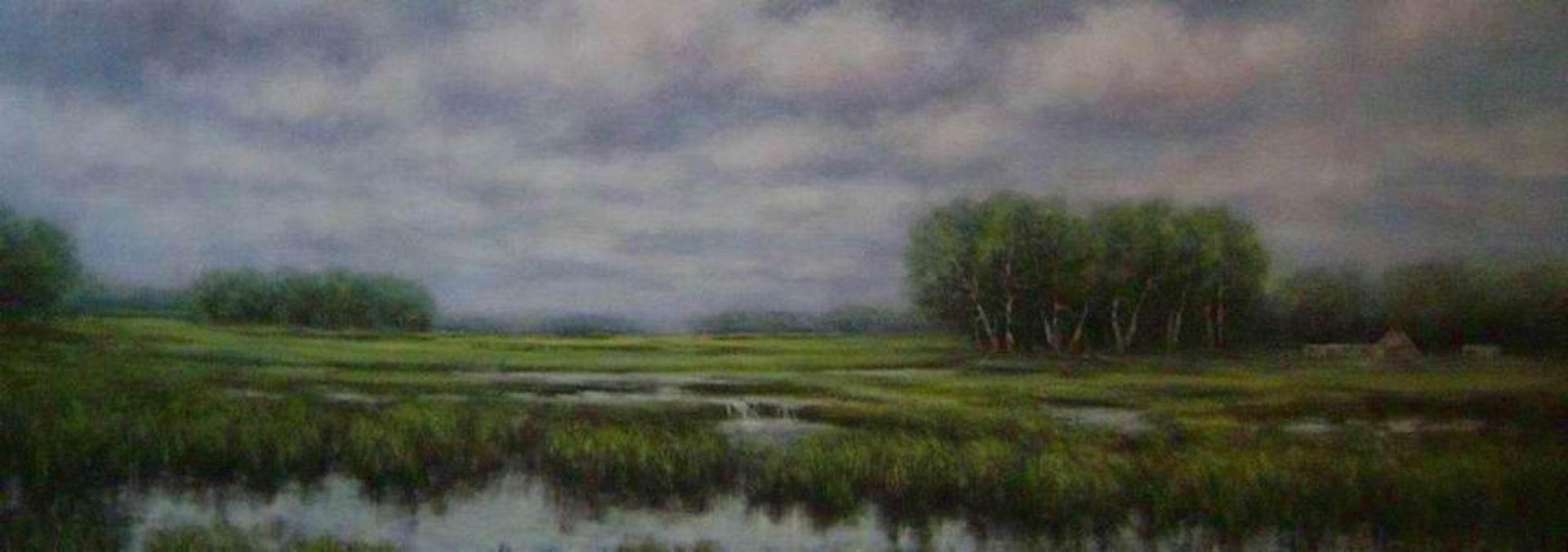 Weih Zizi Pan - Oil Painting