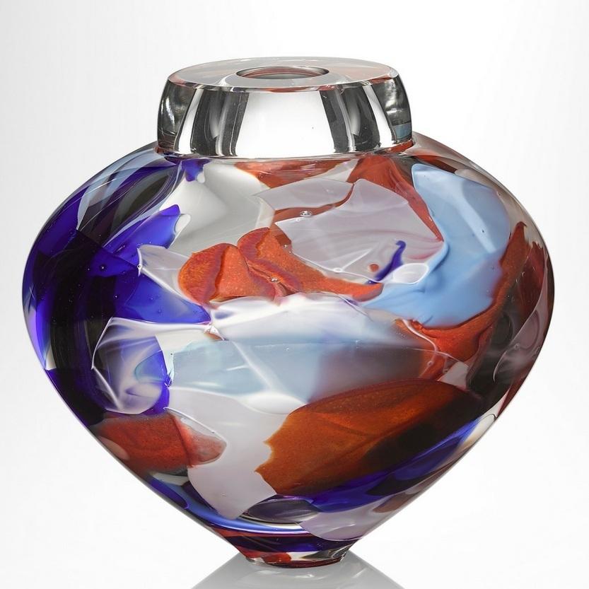 Randi Solin - Handblown Glass - Brattleboro, VT -  Randisolin.com