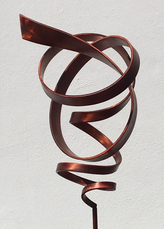 Joe Sorge - Steel Sculpture, Shelton, CT