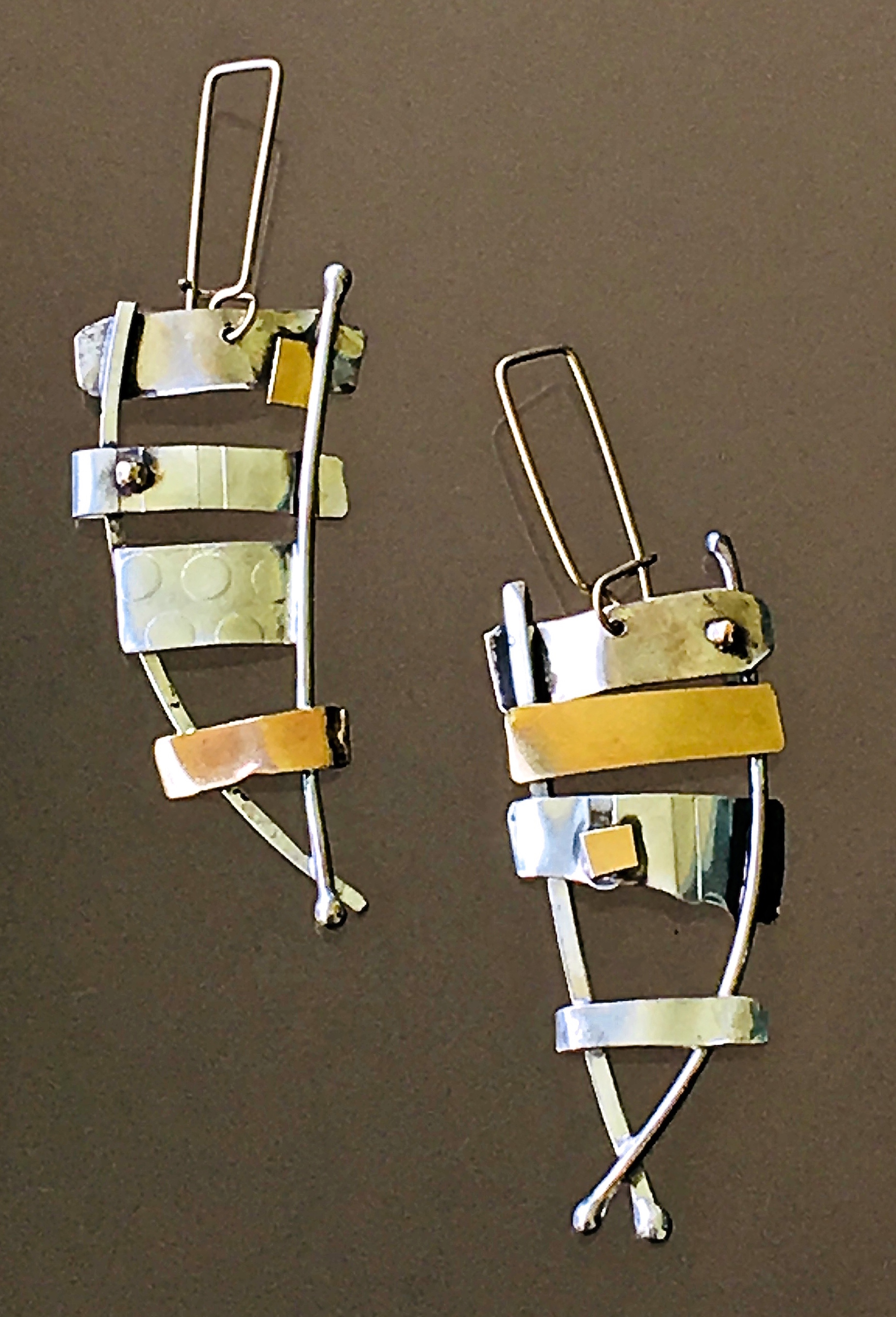 Sue Brown Gordon 2 - Mixed Matched Earrings cropped.jpeg