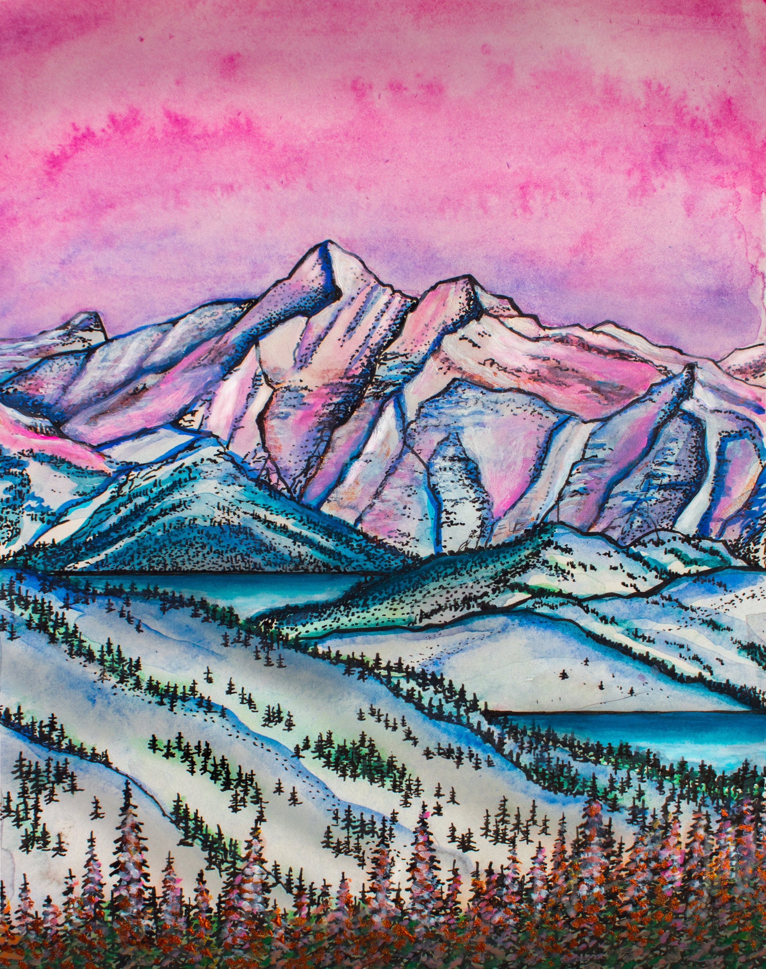 pink mountains watercolor.jpg