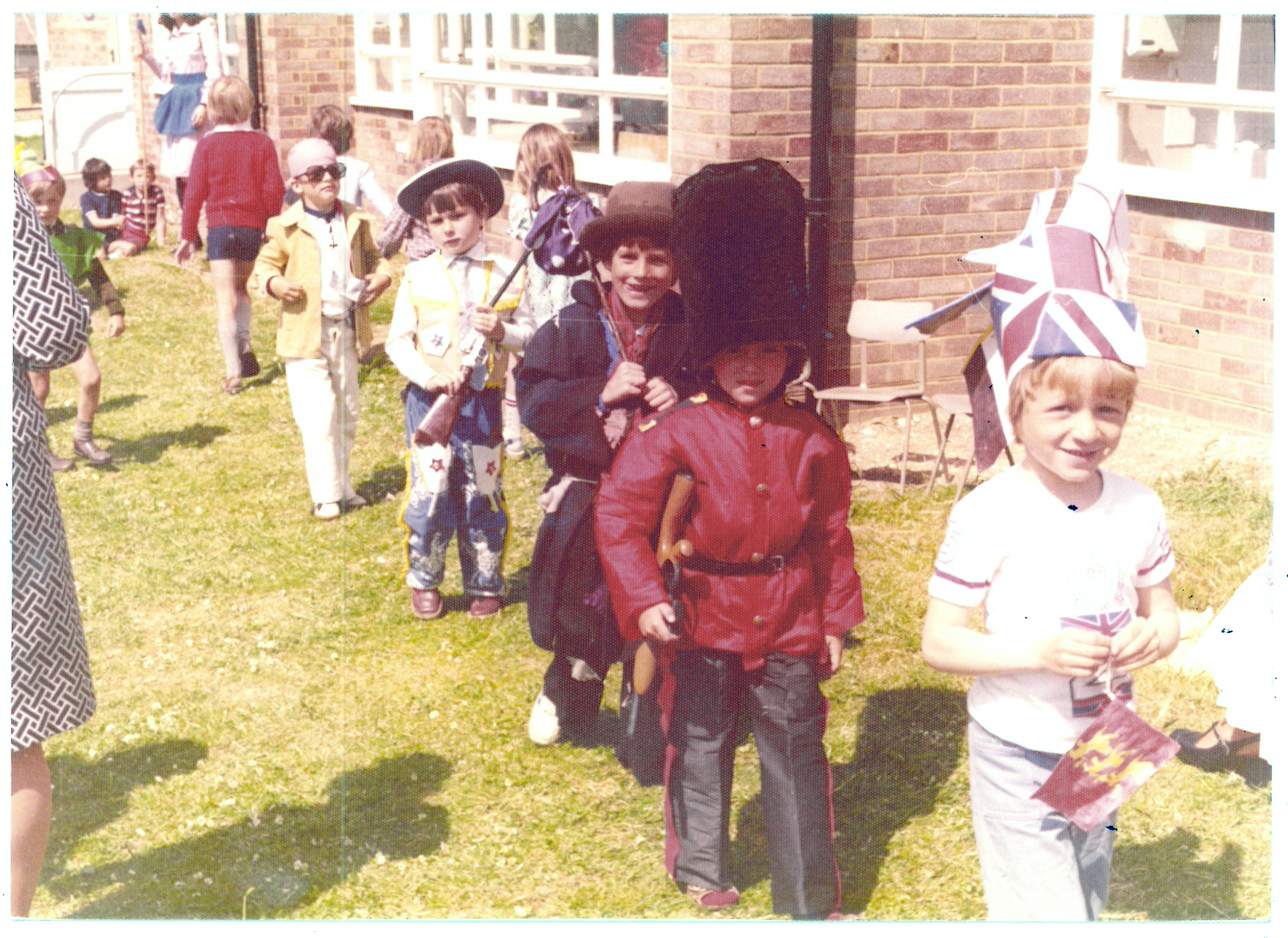 1977 Silver Jubilee Parade