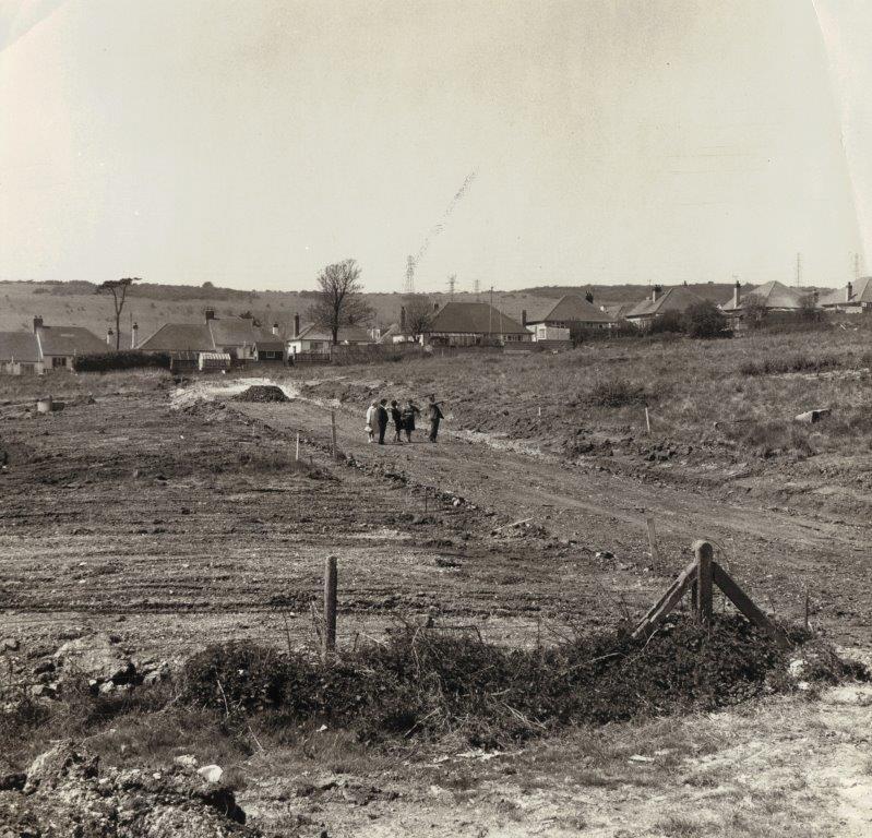 Mile Oak - late 1960s