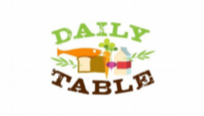 Founded by former president of Trader Joe's Dan Rauch,Daily Table works with a large network of growers, supermarkets, manufacturers, and other suppliers who donate their excess, healthy food to us, or provide them with special buying opportunities to provide delicious, wholesome and affordable food to all.