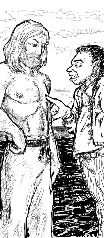 Illustration by  Ed Heil