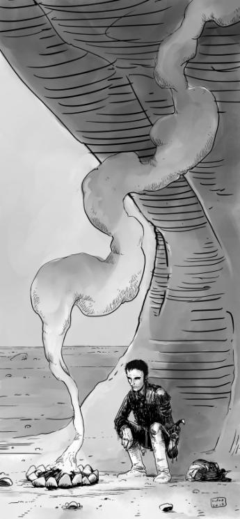 Illustration by  Juan Ochoa