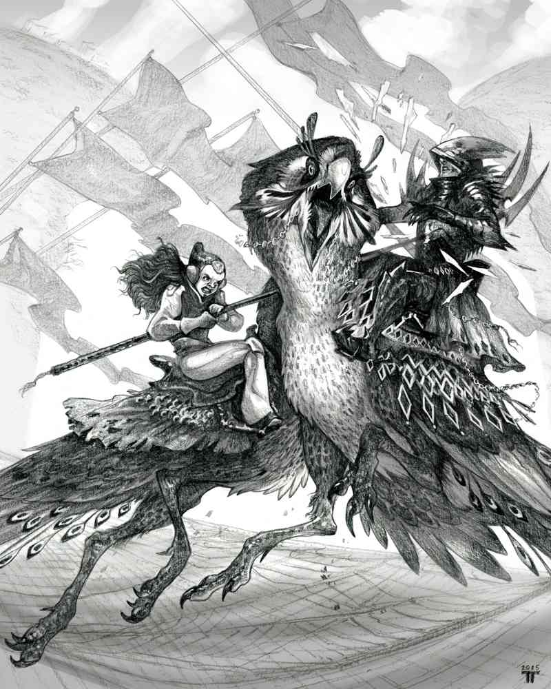 Illustration by  Tiffany Turrill