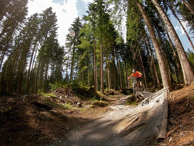 Flying down the Runcatrail for @ridebikester (just a little tease). ... Thanks a lot for the tickets @flims_switzerland 👍 ... #mountainbike #freeride #mtb #singletrail #outdoor #goprohero6 #mtbnation #mtblife #enduromtb #plantbasedathlete #MountainBiking #mtblove #instamtb #lifebehindbars #mtbswitzerland #enduro #mountainbikinglife #flowtrail #lifeofadventure #liveoutdoors #makemoments #simplyadventure #bikemagazin #adventuretillwedie #welivetoexplore #neverstopexploring #flims #runcatrail