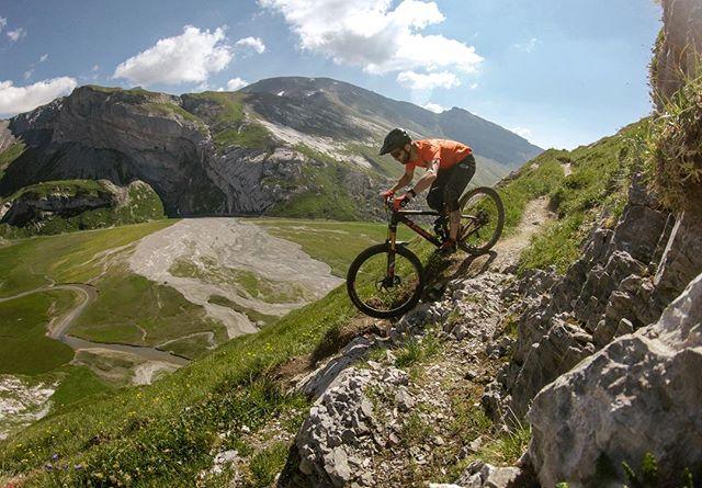 Bike life: Cracked my iPhone, tore up my bike shoe, bruised my good knee (L), cracked seatstay, bent derailleur. ... It's all worth it. ... Thanks a lot for the tickets @flims_switzerland 👍 ... Article in the works for @ridebikester 👀 ... #mountainbike #freeride #mtb #singletrail #outdoor #goprohero6 #mtbnation #mtblife #enduromtb #plantbasedathlete #MountainBiking #mtblove #instamtb #lifebehindbars #mtbswitzerland #enduro #mountainbikinglife #flowtrail #lifeofadventure #liveoutdoors #makemoments #simplyadventure #bikemagazin #adventuretillwedie #welivetoexplore #neverstopexploring #flims #segnesboden